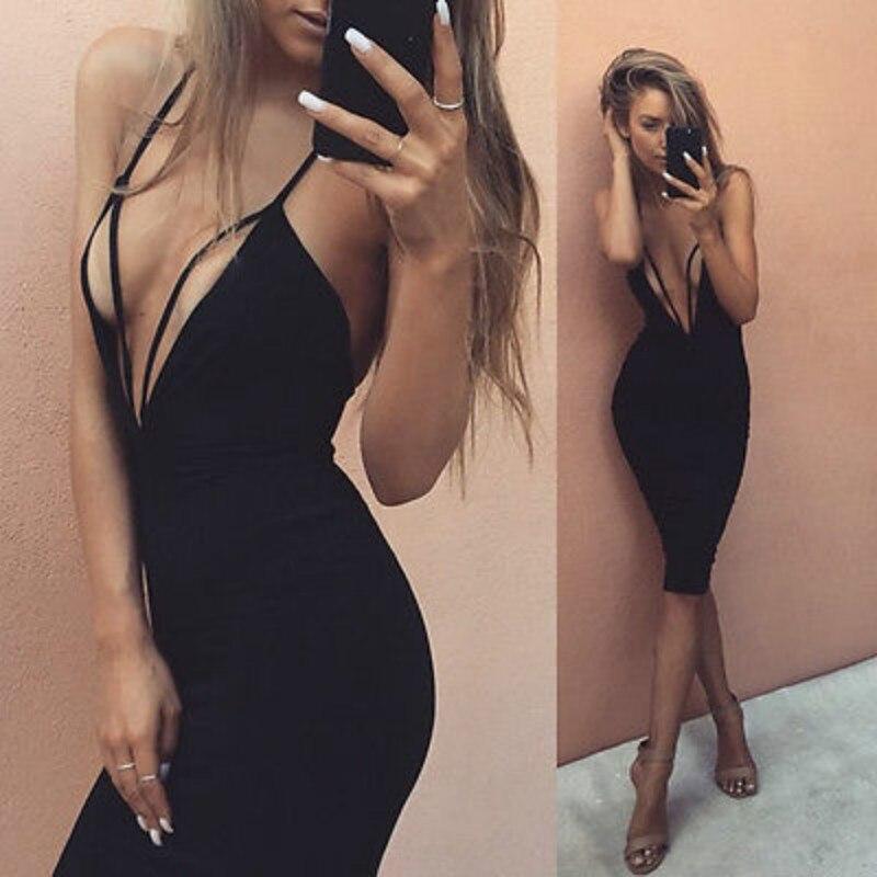 Женское летнее сексуальное, обтягивающее, бандаж вечернее пикатное для вечеринок Мини платье красное черное
