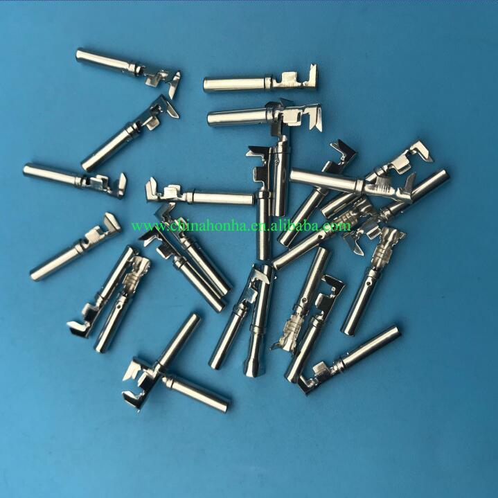 1000Pcs Blue FDD2-250 6.3mm 14-16 AWG Insulated Female Spade Wire Crimp Terminal