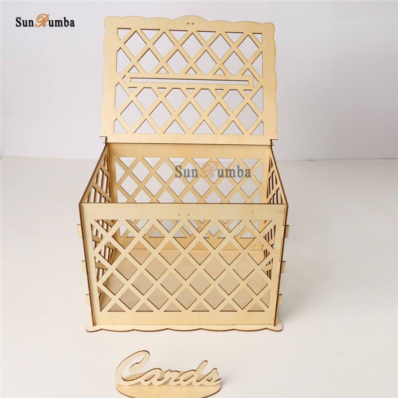 Wedding card box MUW-329-04