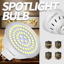 E27 Spotlight GU10 LED Lamp MR16 Led 220V Light Bulb Corn E14 Spot 3W 5W 7W Ampoule 230V Home Lighting B22 2835