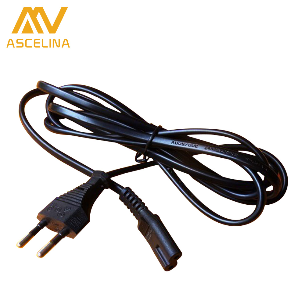 Ascelina 15 Meters T5 T8 Power Cord Cable Eu 2 Prong Laptop Ac. Ascelina 15 Meters T5 T8 Power Cord Cable Eu 2prong Laptop Ac Adapter Lead. Wiring. One Ac Adapter Wiring Wire At Scoala.co
