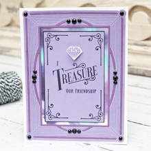 Eastshape New Frames Square Curves Border Card Making Scrapbooking Dies Metal Crafts Layering Cutting Greeting