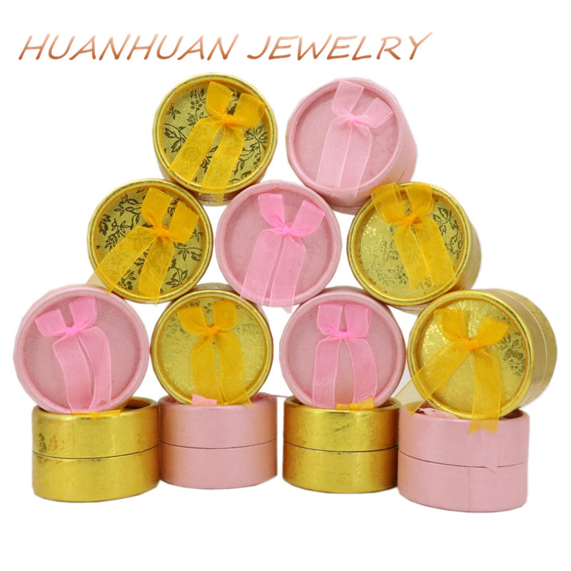 New Jewelry Gift Packaging Box Rings Cute Boxes Small ...