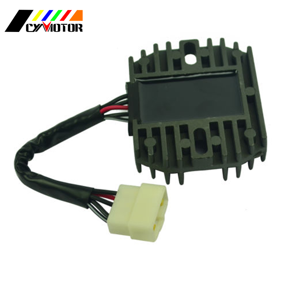 Motorcycle Bike Voltage Regulator Rectifier For SUZUKI GSXR <font><b>DR</b></font> VL 600 650 750 800 <font><b>1000</b></font> 1300 1500 GSX-R600 GSX-R750 VL1500 image