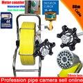 100m DVR для инспекции канализационных труб Камера Системы водопровод хорошо Камера Системы с 7