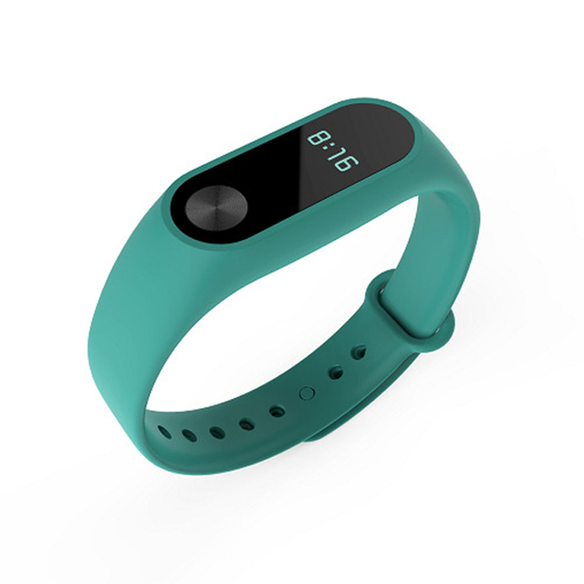 Colorful Silicone Xiaomi Mi 2 Watch Band Smart Wristwatches Strap Bracelet Watch Strap 22mm For Xiaomi Mi 2 Band Men Women