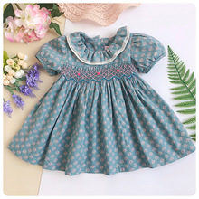 26cfa9818f0cf Buy smocked dresses for baby and get free shipping on AliExpress.com