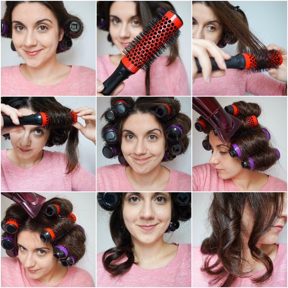 Най-добрият комплект кръгла четка за - Грижа за косата и стайлинг - Снимка 6