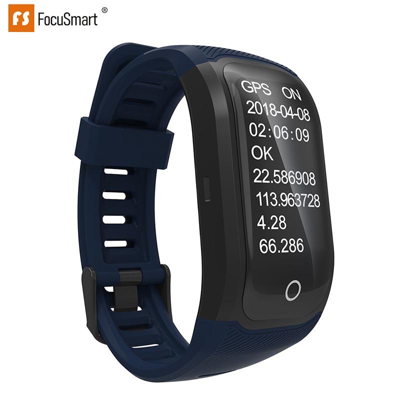 Intelligente Elektronik Tragbare Geräte 2019 Focusmart Neue S908s Smart Armband Schwimmen Laufen Zählen Anruf Erinnerung Sport Herz Rate Chart Display Smart Uhr So Effektiv Wie Eine Fee
