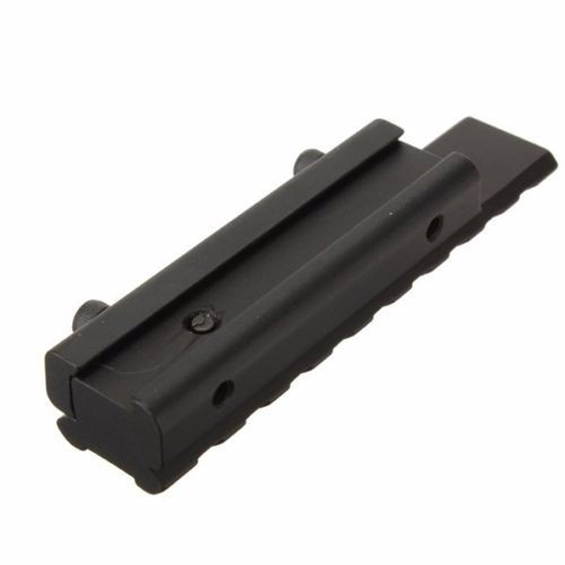 Image 3 - Dovetail Extend Weaver Picatinny Rail Adapter 11mm to 20mm Extensible Tactical Scope Bases Mount for Rifle/Air Gun Hunting-in Scope Mounts & Accessories from Sports & Entertainment