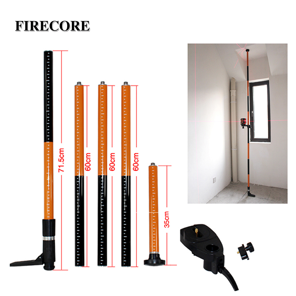 FIRECORE 5 8 and 1 4 Interface Extend Bracket Elongation Maximum 3 36M Support Stand for