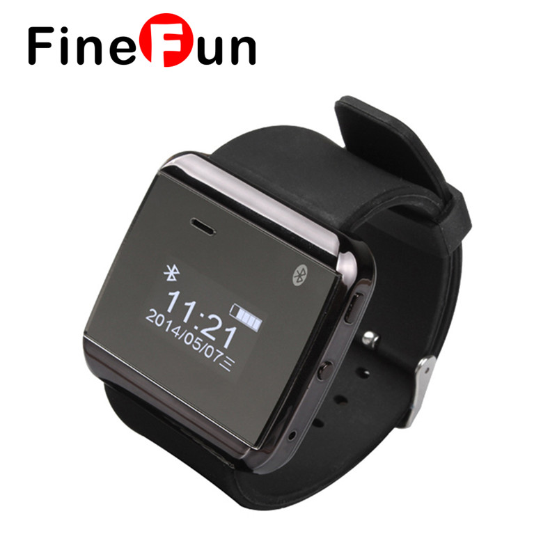 ФОТО FineFun Smart Watch 2S High quanity U watch Nano waterproof wireless bluetooth Wristwatch for android phone Multi-Language