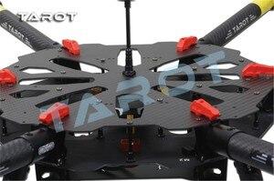 Image 3 - التارو بدون طيار X6 جميع الكربون سداسي عدة مع انزلاق الهبوط قابل للسحب TL6X001 F11283