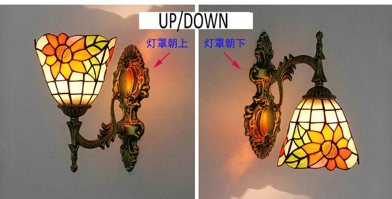 quarto cabeceira corredor frente espelho e27 conduziu a lâmpada turca