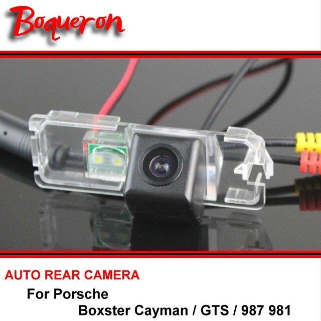 For Porsche Boxster Cayman Gts 987 981 Reversing Camera Car Back