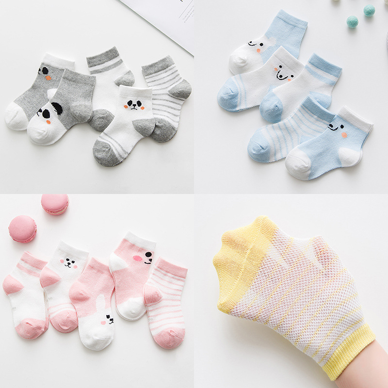 7285Y      Summer mesh socks spring and autumn thin children socks baby pure cotton baby loose mouth socks years old7285Y      Summer mesh socks spring and autumn thin children socks baby pure cotton baby loose mouth socks years old
