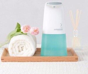 Image 3 - (Ru Ship) Xiaomi MiniJ Auto indukcja spienianie mydło dispensner inteligentna ręka Mi pralka myjnia 0.25s indukcja podczerwieni bezdotykowe mydło