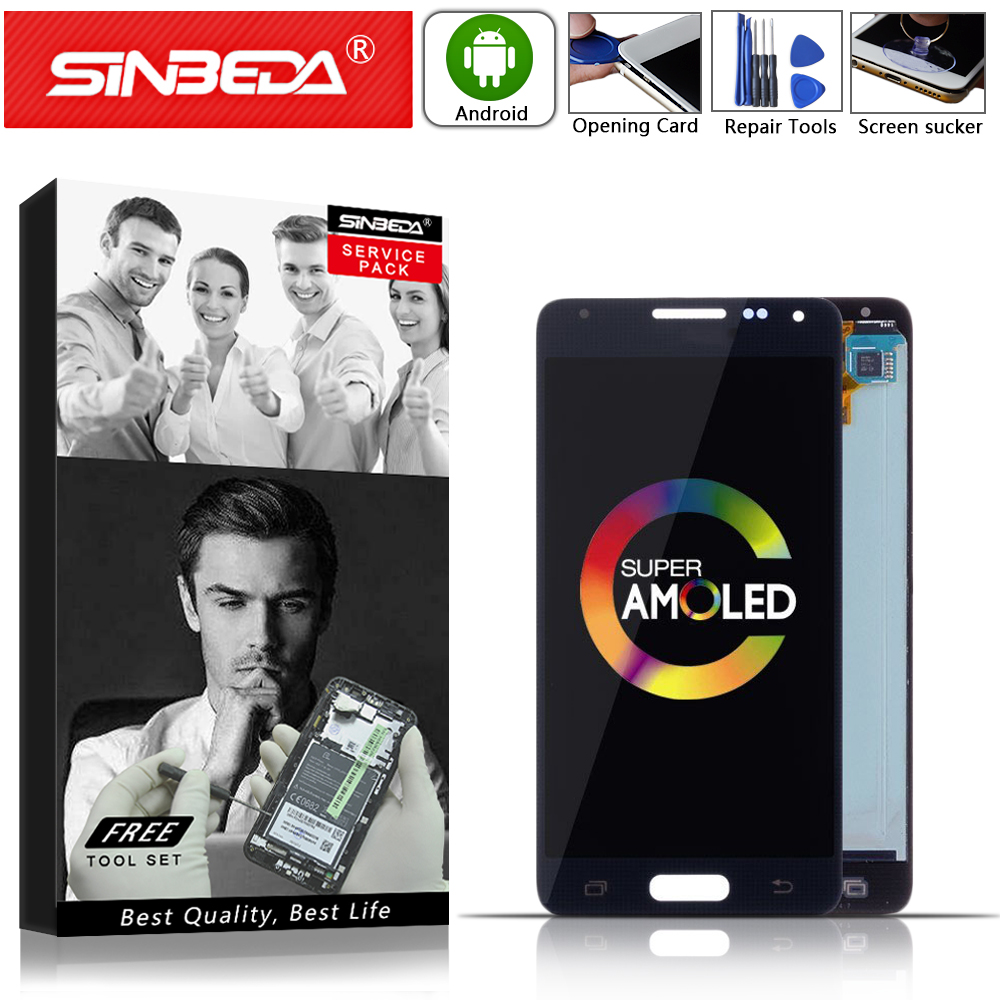 4.7Sinbeda AMOLED LCD for Samsung Note4 mini LCD Display Touch Screen Assembly For Samsung Galaxy G850 G850F G850M G850K LCD4.7Sinbeda AMOLED LCD for Samsung Note4 mini LCD Display Touch Screen Assembly For Samsung Galaxy G850 G850F G850M G850K LCD