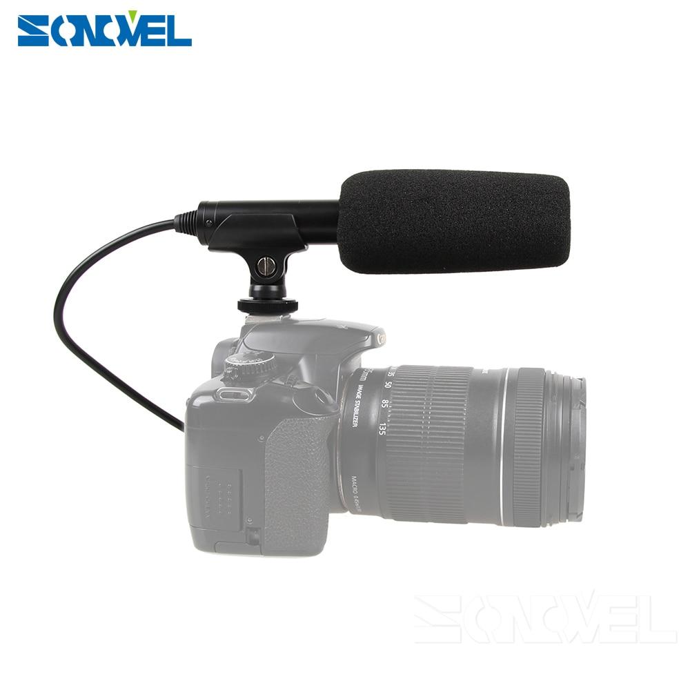 2017 New Microphone DV-180 for Canon Nikon 6D Mark II 5D 80D 70D 5DS 1100D 500D 600D 1000D D850 D750 D810 D7100 D200 ect..... потребительские товары cs pro cs 1 dslr 6d canon 5d 3 7 d t3i d800 d7100 d3300 pb039