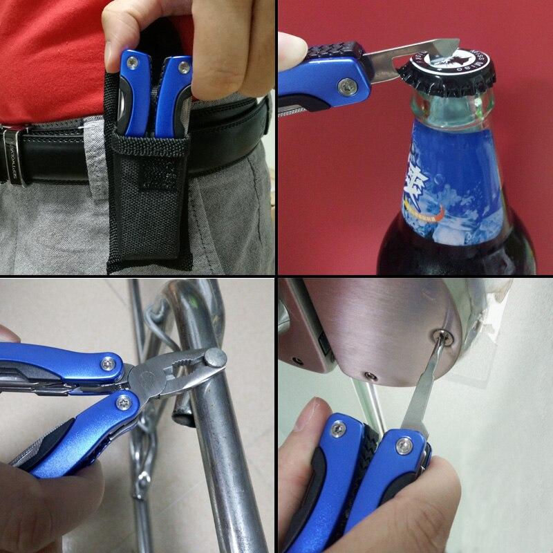 Yalku kokkuklapitavad noa tangid mitme tööriistaga tangid - Käsitööriistad - Foto 2