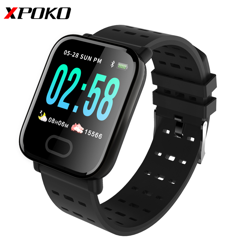A6 Smart Watches Men Women Waterproof Sport Fitness Tracker With Heart Rate Monitor Blood Pressure Smartwatch For Android iOS   A6 Smart Watches Men Women Waterproof Sport Fitness Tracker With Heart Rate Monitor Blood Pressure Smartwatch For Android iOS