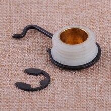 LETAOSK nouveau engrenage à vis sans fin et tambour e clip adapté pour Stihl MS361 044 046 MS440 MS460 tronçonneuse