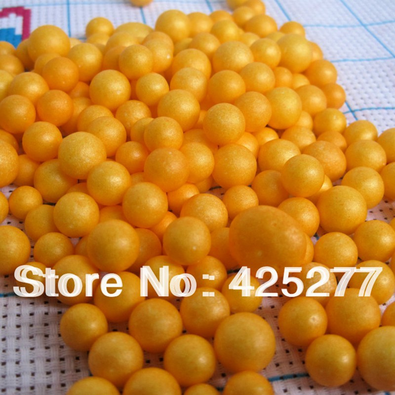 2000pcs/bag Free shipping sale of polyethylene foam balls about Suitable for wedding/party decorations