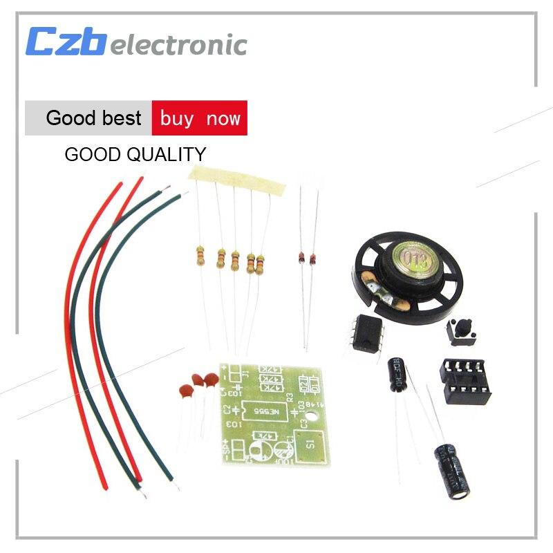 Perfect Doorbell Suite Electronic Production Doorbell Suite DIY Kit NE555