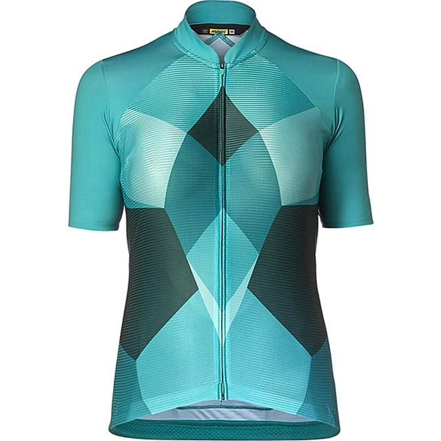 Mavic cycling jersey women 2019 New MTB RBX race-fit jersey short sleeve bicycle clothing tops Breathable outdoor bike ride wear