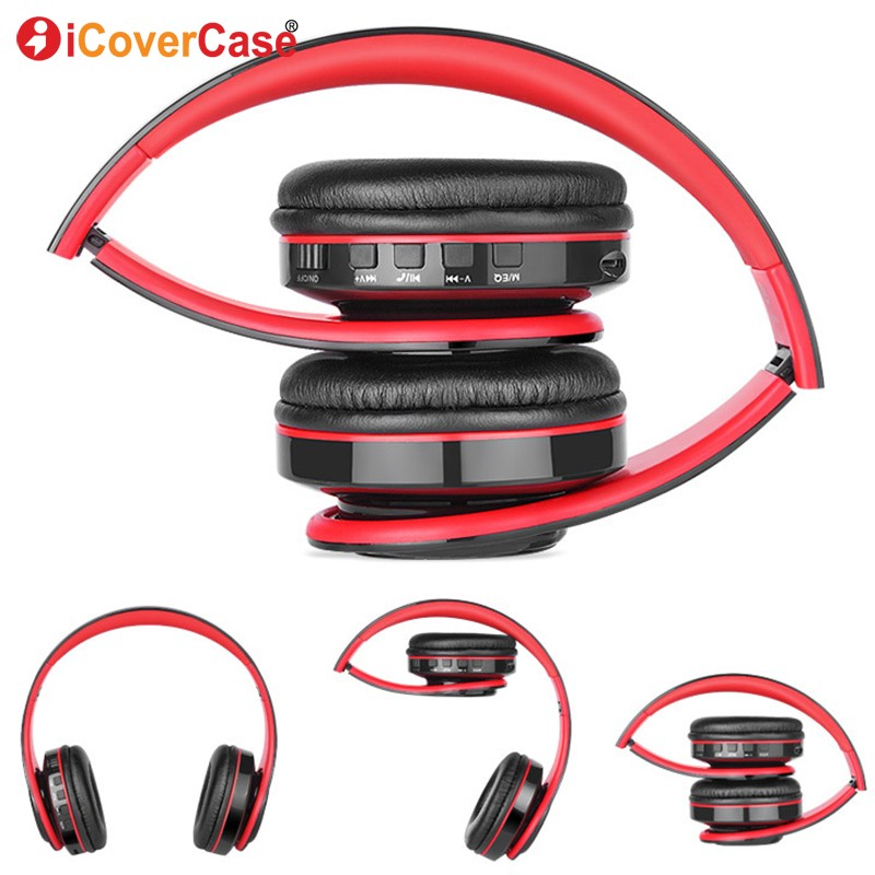 Super Bass Headphone Headset For Xiaomi Redmi Note 6 Pro Note 5 5A Prime 4 4X Bluetooth Headset Fashion HIFI Wireless Earphone