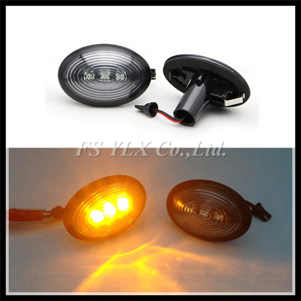 FSYLX LED Side Marker lights for MINI Cooper R55 R56 R57 R58 R59 Car LED Turn Signal Lamp LED side turning light for MINI R56 ankle boots roberto botella ankle boots