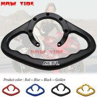 Motorcycle Passenger Handgrips Hand Grip Tank Grab Bar Handles Armrest For Honda CBR600 F4I CBR600RR CBR 900RR 954RR CB1000R