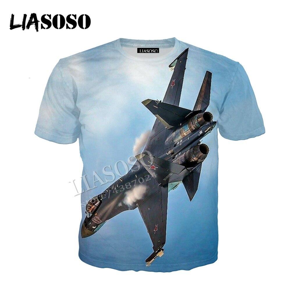 LIASOSO latest 3D printing comfort polyester sportswear military equipment air force fighter zipper hooded shirt men women CX607