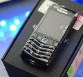 En existencias 9105 / Original BlackBerry 9105 teléfono celular desbloqueado restaurado teléfono con WIFI 3.2MP de la cámara / envío gratis