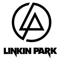 Etiqueta engomada de Linkin Park a prueba de agua para coche portátil carro nevera monopatín Graffiti Scrapbook bicicleta calcomanía juguete