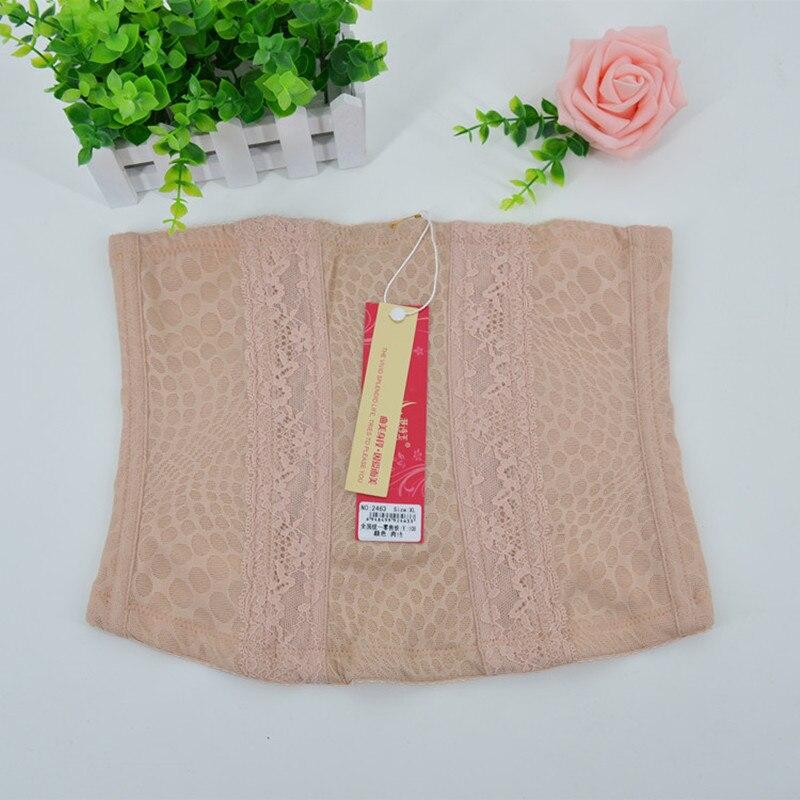 2017 New shapewear waist Training Corsets skin color waist shaper corset hot shapers for Postpartum women slimming body shaper