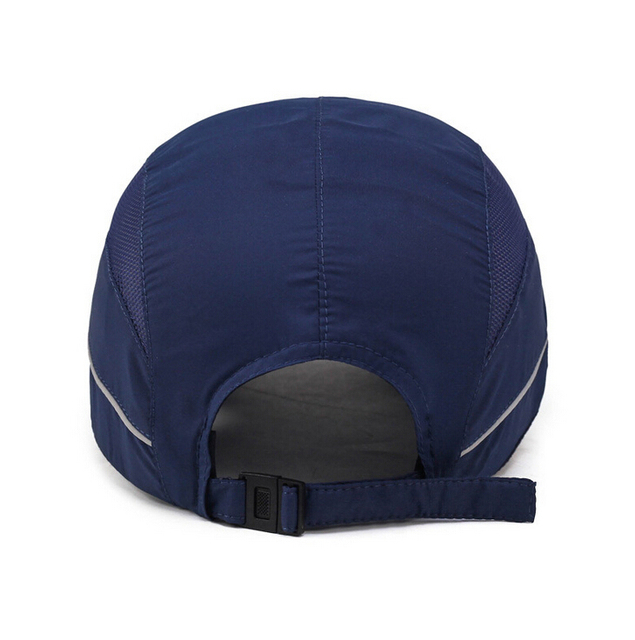 Brand 2018 Summer Men Baseball Cap Men's Mesh Baseball Hat Quick Dry Men Fishing Caps Golf Hats Bone Snapback Cap Polo Drake Hat 1