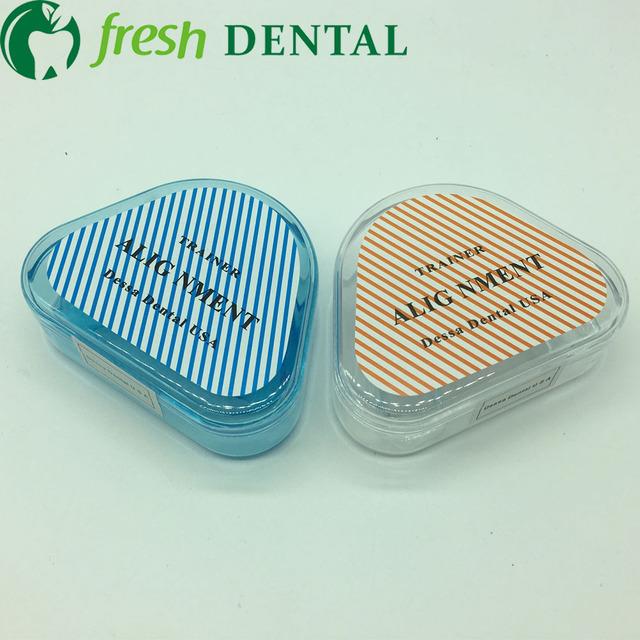 Fanfarrão dentes retentor retentor ortodôntico Dental Adulto Alinhamento alisamento suportes dental dentes irregulares suspensórios Boquilhas