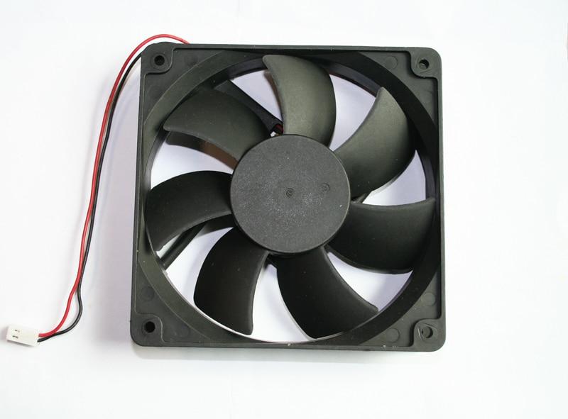 Original ADDA 12025 AD1224HX-A71GL 12CM DC 24V 0.24A 2 line inverter cooling fan