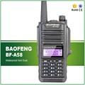 Chegada nova 100% Original 5 W Dual Band VHF UHF Presunto Transceptor de Rádio Amador BF-A58 IP-57 À Prova D' Água