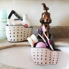 Kitchen Tools Soap Holder Dish Storage Basket Box Stand Sink Shelf For Sponge