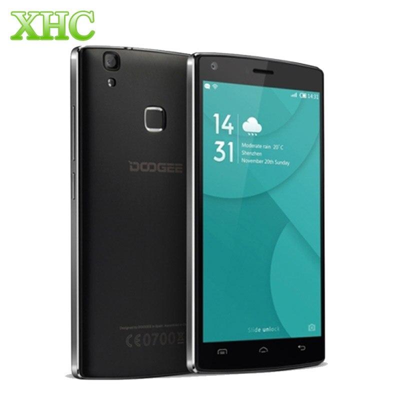 Galleria fotografica DOOGEE X5 MAX Pro <font><b>Smartphone</b></font> 5.0 pouce ROM 16 GB RAM 2 GB Quad Core Android 6.0 LTE 4G 4000 mAh D'empreintes Digitales ID Double SIM Téléphone portable