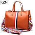 KZNI роскошные сумки женские сумки дизайнер женщины вестник мешки borse донна марке famose 2016 brand pelle marchio L121827