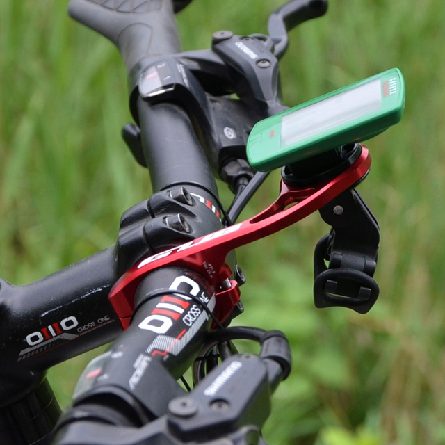 Gub 669 Mtb Road Bike Computer Camera Holder Handlebar Extension