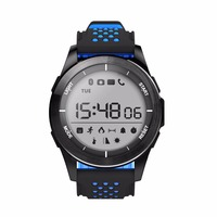 Newest F3 Smart Watches IP68 Professional Waterproof Sports Bluetooth Bracelet Fitness Tracker Smart Wearable Devices