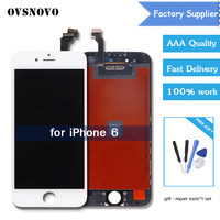 AAA High Quality Screen For IPhone 6 4 7 Inch A1549 A1586 A1589 A1524 LCD Replacement