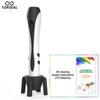 3D Zeichnung Stift 1 75mm für Kinder DIY Zeichnung 3D Molding
