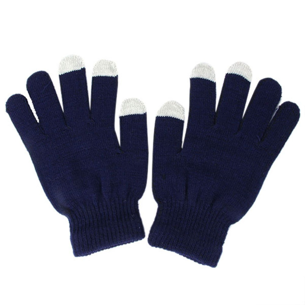 Mens novelty gloves - Full Finger Mittens Women Men Smart Phone Tablet Touch Screen Gloves Candy China