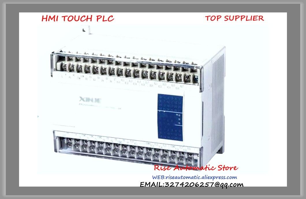 XC3-42T-C PLC New Original CPU DC24V 24 DI NPN 18 DO Transistors