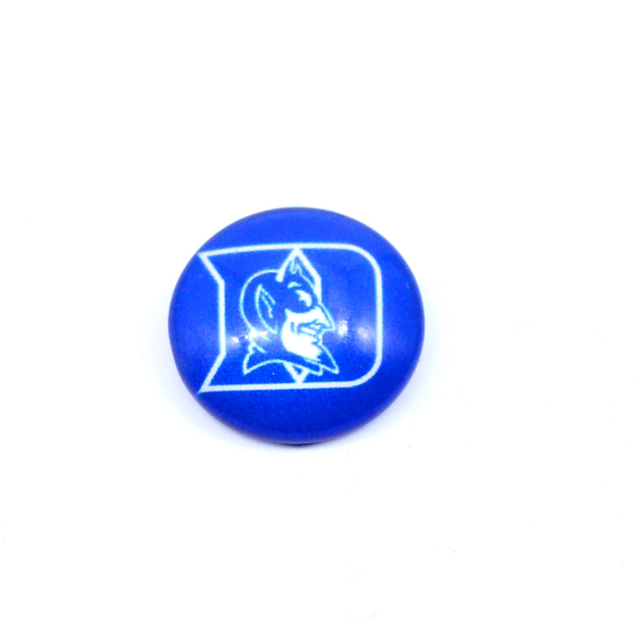 University Basketball Jewelry NCAA Duke Blue Devils Floating Charms for Glass Floating C ...